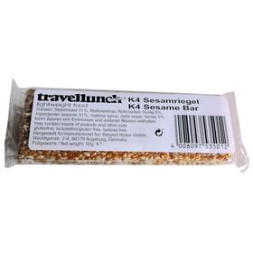 Travellunch K4 Sesam Riegel 24 Stück